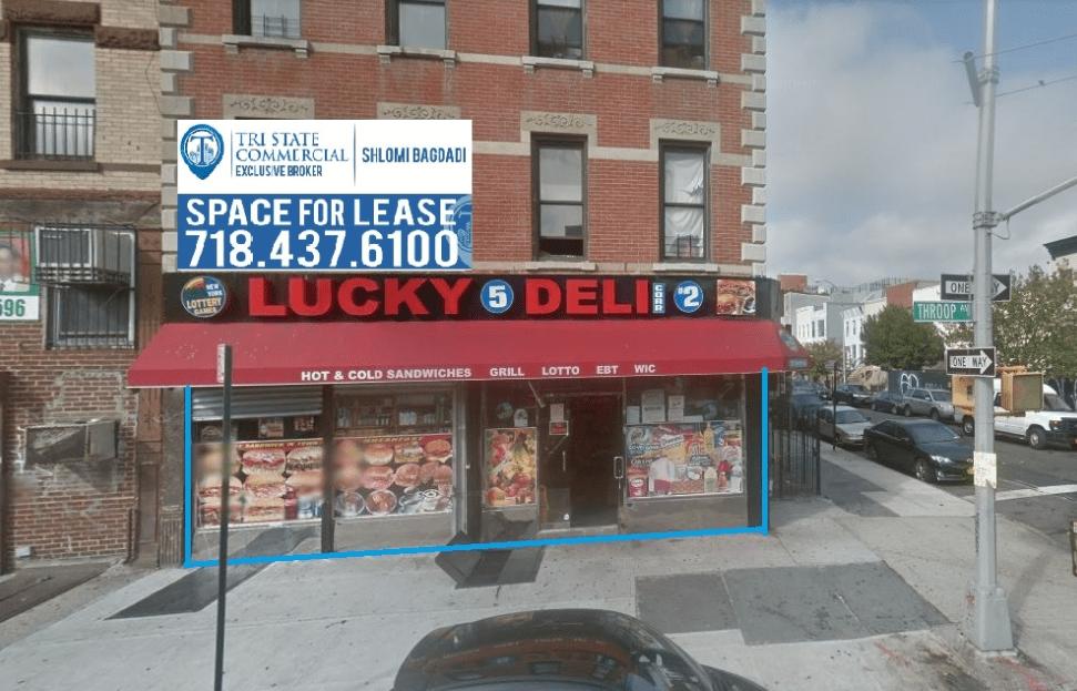 Throop Food Market Brooklyn