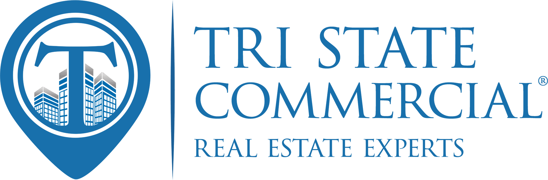 Tri State Commercial Realty logo horizontal 2018