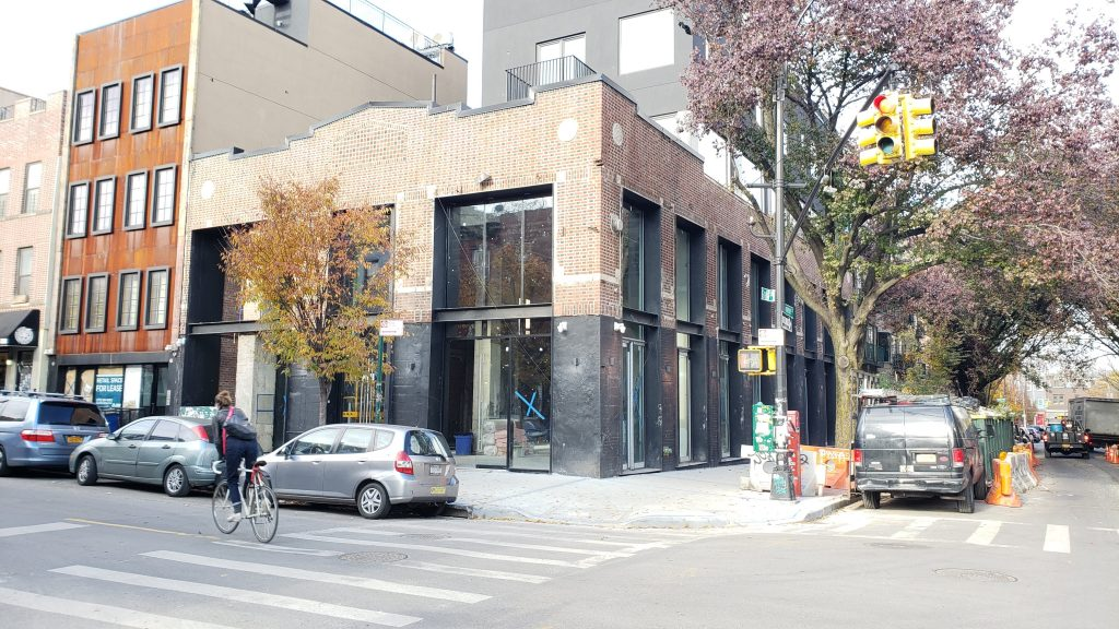 3,600 RSF 309 Grand St for lease