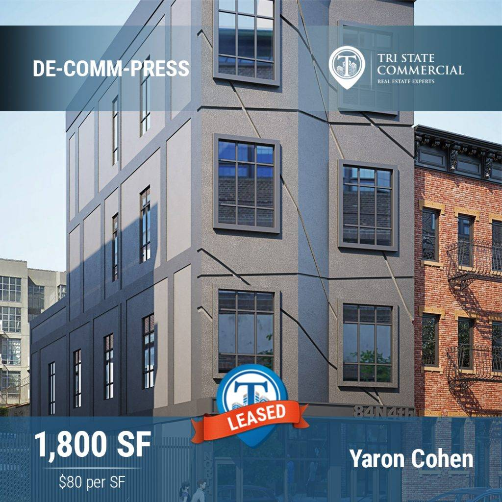 89 North 4th Street Yaron Cohen Closed deal