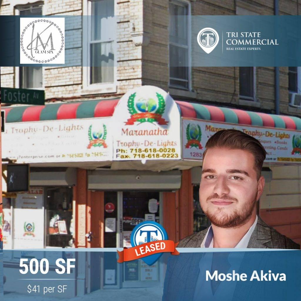 1283 Rogers Street Moshe Akiva Closed deal