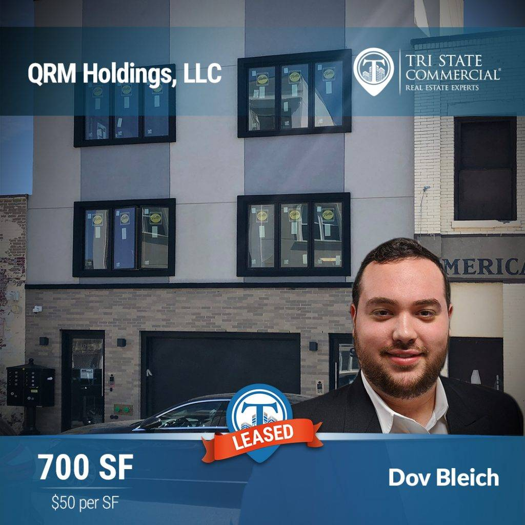 99 Walworth st 1st floor Dov Bleich closed deal