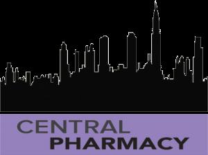121 Central Pharmacy logo