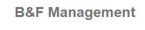 B&F Management Group logo