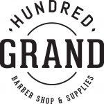 Hundred Grand Barbershop logo