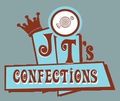 JT Chocolates logo