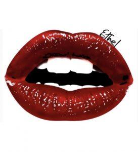 Lips Cafe logo
