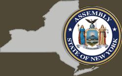 NYS Amssembly logo