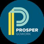 Prosper Go Work logo