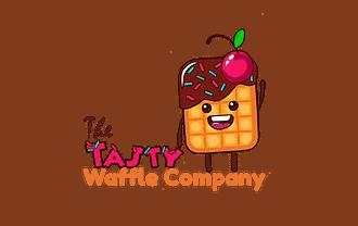 Tasty Waffle Company logo