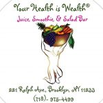 Your Health is Wealth logo