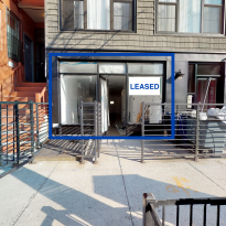 1,100 RSF | 155 Tompkins Ave | House of Galore
