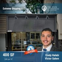 400 RSF | 847 St Johns Pl | Extreme Shipping LLC